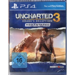 Uncharted 3 - Drake's...