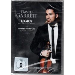 David Garrett - Legacy -...