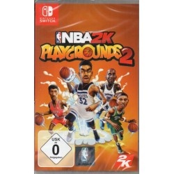 NBA 2K - Playgrounds 2 -...