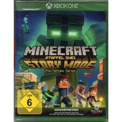 Minecraft Story Mode -...