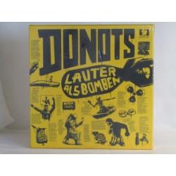 Donots - Lauter als Bomben...
