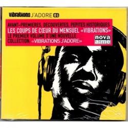 Vibrations J'adore Vol 1-...