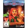Kasperletheater Teil 1 - Kasperle und der magische Besen - BluRay 3D & 2D - Neu / OVP