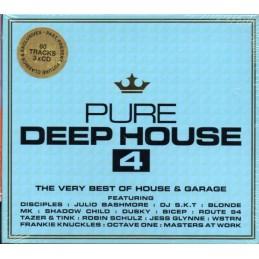 Pure Deep House 4 - Various...