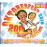 Oktoberfest 2016 - 200 Wiesnhits im Partymix - Various - 3 CD - Neu / OVP