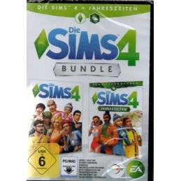 Die Sims 4 + Jahreszeiten...