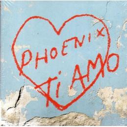 Phoenix - Ti Amo - Digipack...