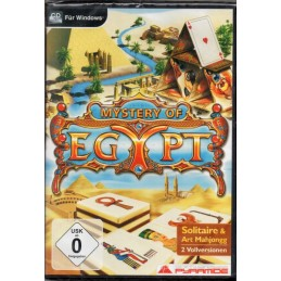 Mystery of Egypt - PC -...