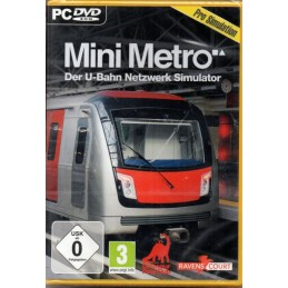 Mini Metro - PC - deutsch -...