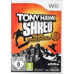 Tony Hawk - Shred -...