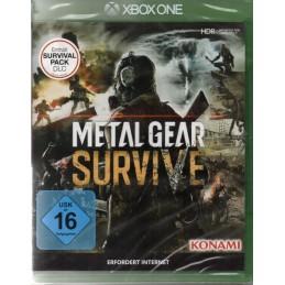 Metal Gear Survive - XBOX...