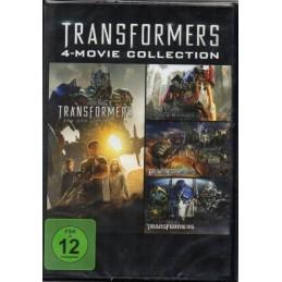 Transformers 1 - 4 - 4 DVD...