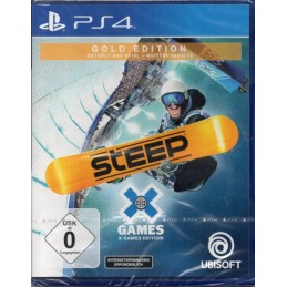 Steep X Games Gold Edition...