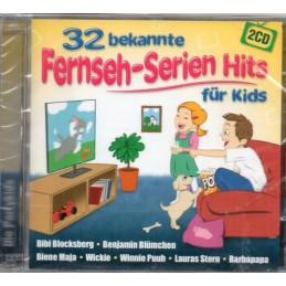 32 Bekannte Fernseh-Serien...