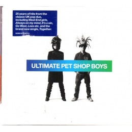 Pet Shop Boys - Ultimate -...