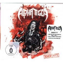 Alpha Tiger - iDentity -...