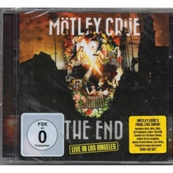 Mötley Crüe - The End -...