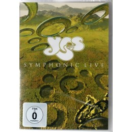 Yes - Symphonic Live - DVD...