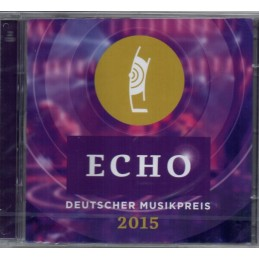 Echo 2015 - Various - 2 CD...
