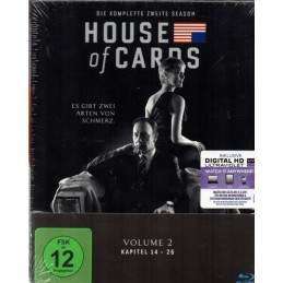 House of Cards - Staffel...