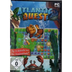 Atlantic Quest - PC -...