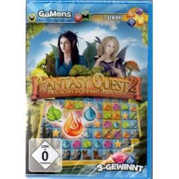 GaMons - Fantasy Quest 2 -...