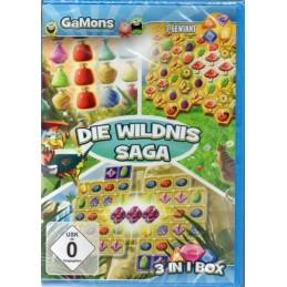GaMons - Die Wildnis Saga -...