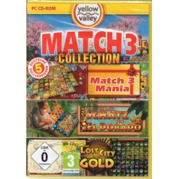 Match 3 Collection - PC -...
