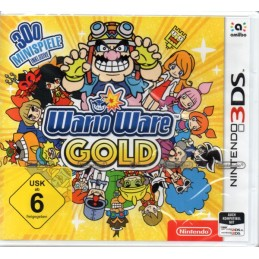 WarioWare Gold - Nintendo...