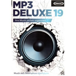 MAGIX - MP3 deluxe 19 -...