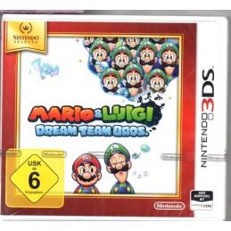Mario and Luigi - DreamTeam...