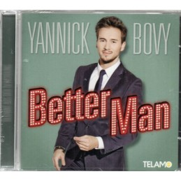 Yannick Bovy - Better Man -...