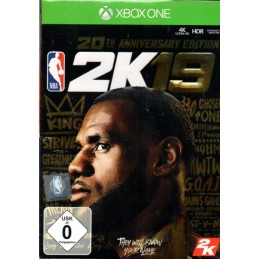 NBA 2K19 - 20th Anniversary...