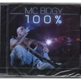 MC Bogy - 100 Prozent - CD...