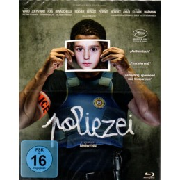 poliezei - BluRay - Neu / OVP