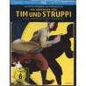 Die Abenteuer von Tim & Struppi - Das Geheimnis der Einhorn - Figur + Steelbook BluRay - Neu / OVP