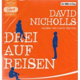 David Nicholls - Drei auf...