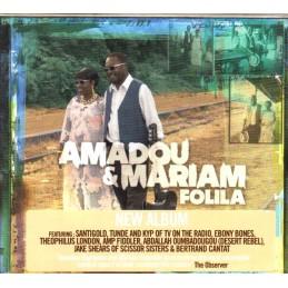 Amadou & Mariam - Folila -...