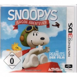 Snoopys Große Abenteuer -...