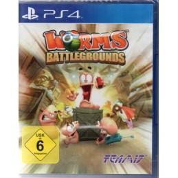 Worms Battlegrounds -...