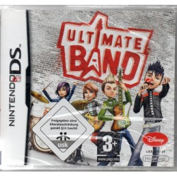 Ultimate Band - Nintendo DS...