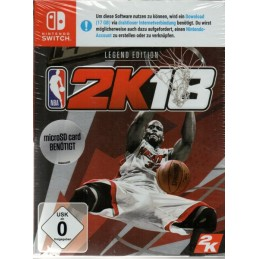 NBA 2K18 - Legend Edition -...
