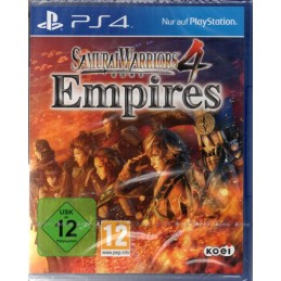 Samurai Warriors 4 Empires...