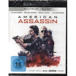 American Assassin - (4K...