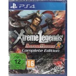 Xtreme Legends Dynasty...