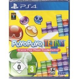 Puyo Puyo Tetris -...