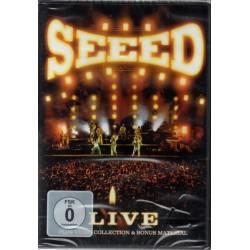 Seeed - Live - DVD - Neu / OVP