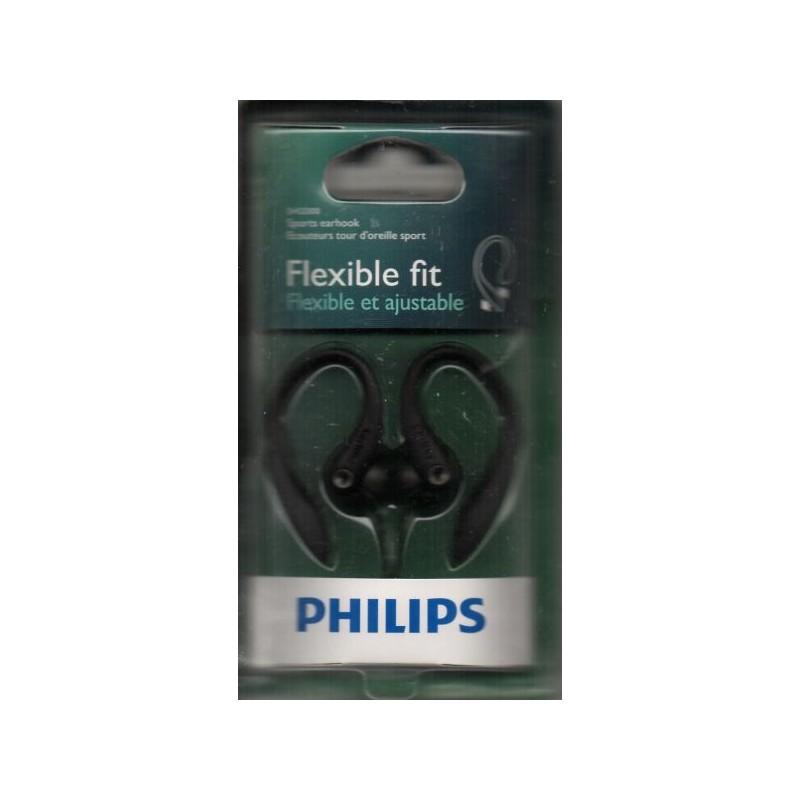 philips shs3300bk in ear b gel kopfh rer schwarz neu. Black Bedroom Furniture Sets. Home Design Ideas