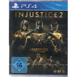 Injustice 2 - Legendary...