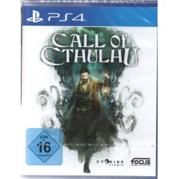 Call Of Cthulhu -...